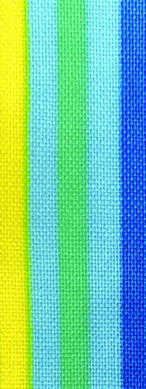 stoff klebeband nuno deco bunte streifen blau. Black Bedroom Furniture Sets. Home Design Ideas