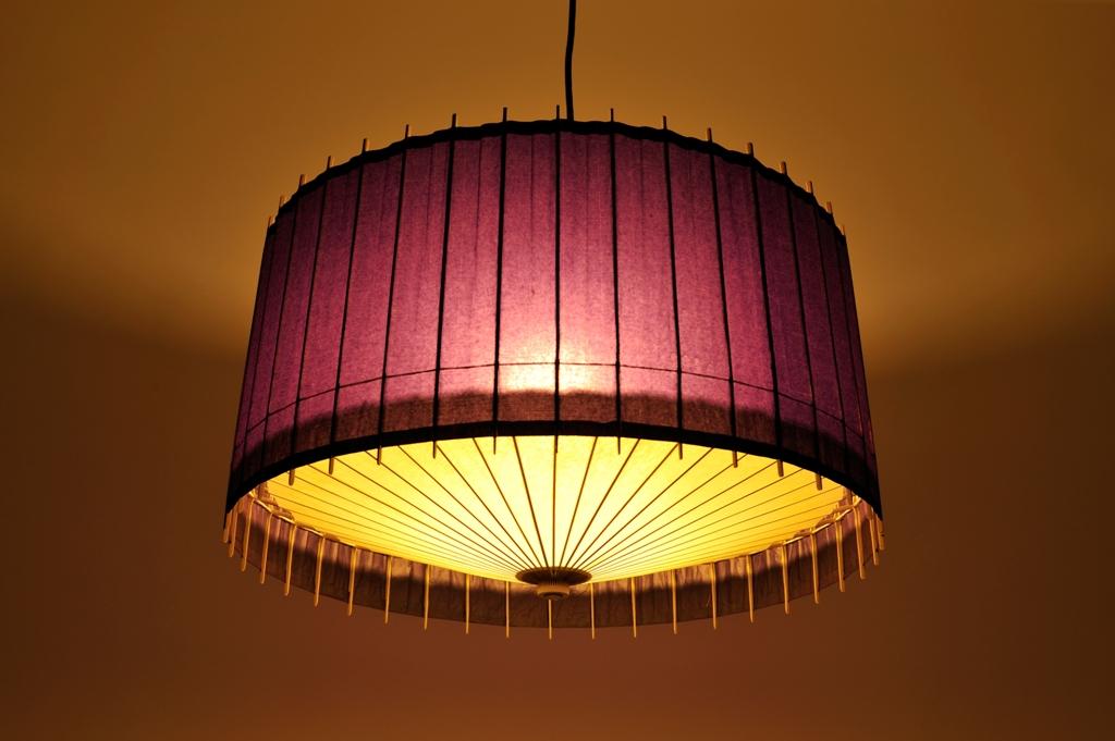 Lampe Kotori Bambus Japanpapier Weiss O 71 Cm Von Hiyoshiya