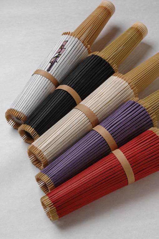 tischlampe kotori bambus japanpapier wei 31 cm von hiyoshiya japanische wohnaccessoires und. Black Bedroom Furniture Sets. Home Design Ideas
